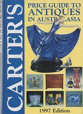 ALAN CARTER ANTIQUE PRICE GUIDE 1997 PRICE  FINE  COND.
