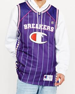New Zealand Breakers 20/21 Champion Fan Jersey, NBL Basketball