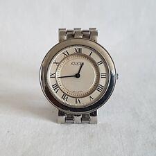 VINTAGE orologio linea sottile GUCCI GUCCISSIMO 546m Orologio Unisex Edizione Limitata