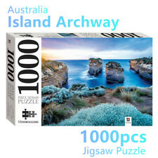 AU Island Archway Jigsaw Puzzles 1000 Pieces Set Adult Kids Toys Activity Games