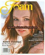 Foam 9/08,Amber Tamblyn,September 2008,NEW