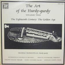 El Arte De La Hurdy-Gundy (vinilo Lp) volumen Two: The 18th Century-casi como nuevo/casi como nuevo