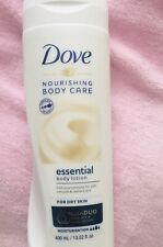 Dove Nourishing Body Care Essential Body Lotion For Dry Skin 13.52 OZ