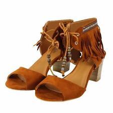 Mid Heel (1.5-3 in.) Peep Toes Standard (B) Shoes for Women