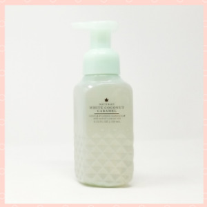 New Bath And Body Works Gentle Foaming Hand Soap WHITE COCONUT CARAMEL - 2021