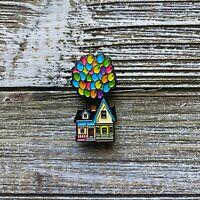 "UP Balloon House 1.5"" Enamel Pin, Grape Soda, Hamimo Small Things"