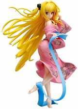 To Love-Ru Darkness Golden Darkness Yukata Ver 1/8 PVC Figure FREEing NEW Japan
