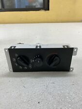 1994-1997 Dodge 1500 2500 3500 Ram Heater A/C Control Part #55037030A OEM