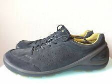 Men's Ecco Biom Grip Gray Leather Shoes size 47