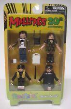 Minimates MALLRATS 20th Anniversary Series 1 Box Set Minifigs Silent Bob NEW NIP