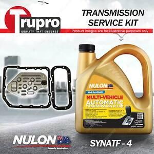 SYNATF Transmission Oil + Filter Service Kit for BMW 3 5 Series Z3 E36 E34 E46