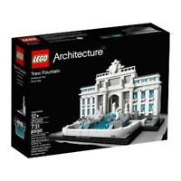 LEGO Architecture 21020 Trevi Fountain - New Sealed MISB Retired