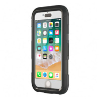 GRIFFIN SURVIVOR EXTREME CASE COVER FOR IPHONE 8 - BLACK TINT - TA43844