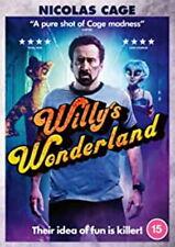 Willy's Wonderland [DVD] [2021] [New DVD]