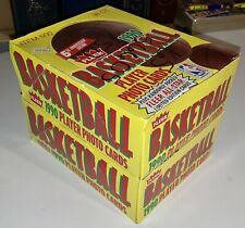1990 Fleer Basketball Wax Box 36 Roses Store packs Michael Jordan
