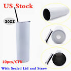 Best Sublimation Waters - 10pcs 30oz Sublimation Blank Tumbler Stainless Steel Insulated Review
