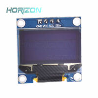 "5PCS Blue 0.96"" I2C IIC Serial 128X64 OLED LCD LED Display Module /Arduino new"