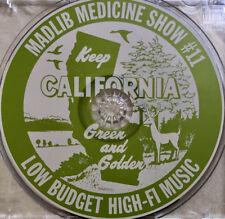Madlib - Medicine Show No. 11: Low Budget High Fi Music (Audio CD - 2011) NEW