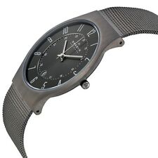 "New Skagen ""233XLTTM"" Men's Watch"