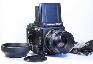 Mamiya RZ67 pro + Sekor Z 3.5/127mm W, Dichtungen neu, mit 1 Jahr Gewährleistung