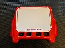 ATC Addiction Front Number Plate in Fighting RED. 250R 200X 350X Tri-Z T3 Maier
