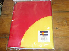 New Colorado 3x5 foot poly flag outdoor or indoor State Pride Co red yellow blue