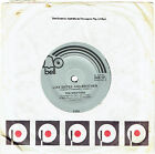 """THE DRIFTERS - LIKE SISTER AND BROTHER - 7"""" 45 VINYL RECORD - 1973"""