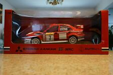 1:18 Scale AUTOart Mitsubishi Lancer Evolution VI WRC Diecast Car