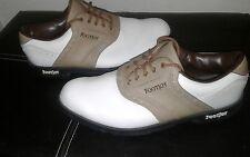 Footjoy Golf Shoes White/ Brown Size Men's 9