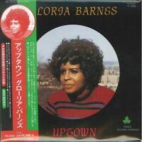 GLORIA BARNES-UPTOWN-JAPAN MINI LP CD Ltd/Ed F30