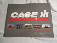 1995 Case IH buyers Guide 8910 8920 8930 8940 8950 Tractor 2166 2188 Combine