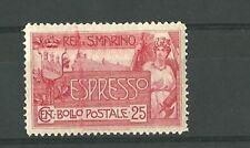1907 SAN MARINO ESPRESSO N. 1 CENTRATO PERFETTO TAGLIO