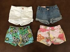 Lot Of 4 Baby Gap Shorts For 3T Girl