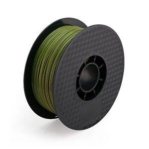 Amry Green PLA 3D Printer Filament 1kg/2.2lb 1.75mm MakerBot RepRap