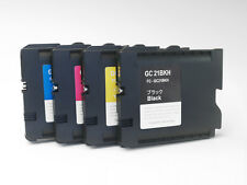 Sublimation Gc21 KMYC Ink Cartridge for Ricoh Afico Gx7000/gx5000/gx5050/gx3000