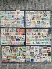 Österreich! 163 verschiedene Sondermarken! (2)
