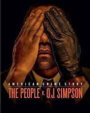American Crime Story: People V Oj Simpson Blu-ray. free shipping
