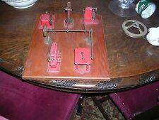 antique jensen mfg. co. sample machines, salesman samples display