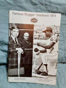 Famous Slugger Yearbook 1974: Hank Aaron, Babe Ruth, John Hillerich