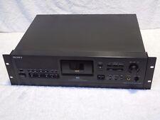 Nuovo di Zecca! Sony DTC-A6 DAT Digital Audio Tape Recorder & Player + Cavo di rete