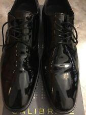 Men's Black Tuxedo Shoes Size 7 Very Nice!!!