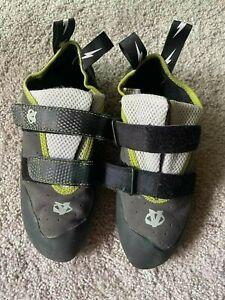 Evolv Defy VTR3D Rock Climbing Shoes Men's Size EU 43 US 10