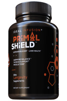 Ideal Infusion - Primal Shield Estrogen Blocker for Men & Women Exp 7/28/2022