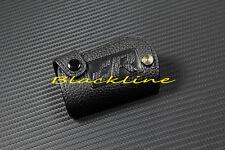 For VW Flip Folding Remote Key Cover Pouch Jetta Golf Gti Beetle Rabbit R Line