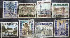 Belgien 1965/1971 - Sehenswürdigkeiten