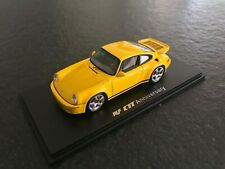 Brand New RUF Porsche CTR Anniversary 1:43 Scale Spark Model with Original Box