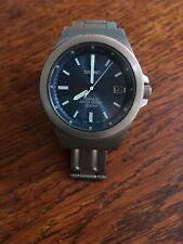 Reloj De Titanio Seiko resistente al agua 100m