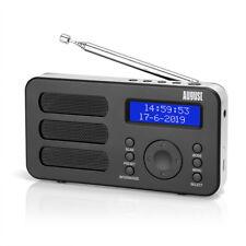 August MB225 (Refurbished) - Portable Digital Radio - DAB+/FM - RDS Function
