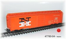 "Märklin 47760-04 Ein Tin Plate Box Car ""NEW HAVEN"" 4-achsig  #NEU in OVP#"