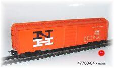 "Märklin 47760-04 Ein Tin Plate Box Car ""NEW HAVEN"" 4-achsig  #NEU in OVP#"